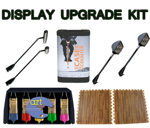 Trade Show Display Upgrade Kit