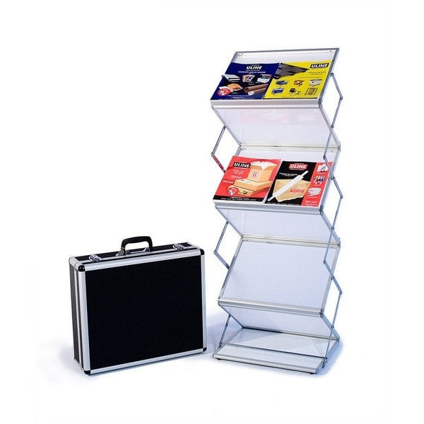 EZ Frost Literature Rack - Double-wide
