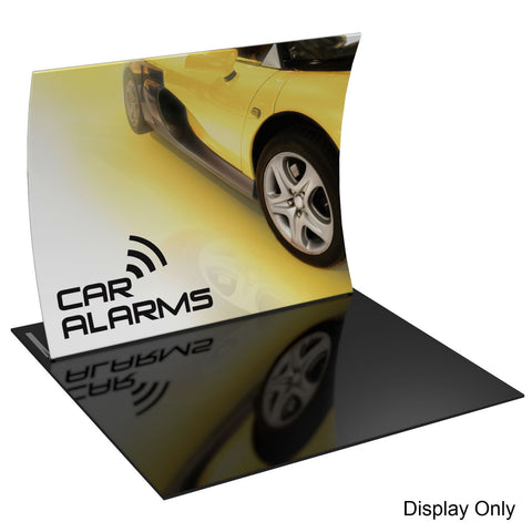 Formulate Tension Fabric Display - Vertical