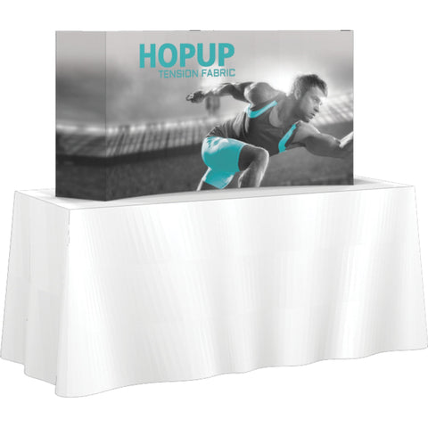 HopUp Trade Show Table Top Display