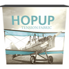 HopUp Trade Show Counter - Front