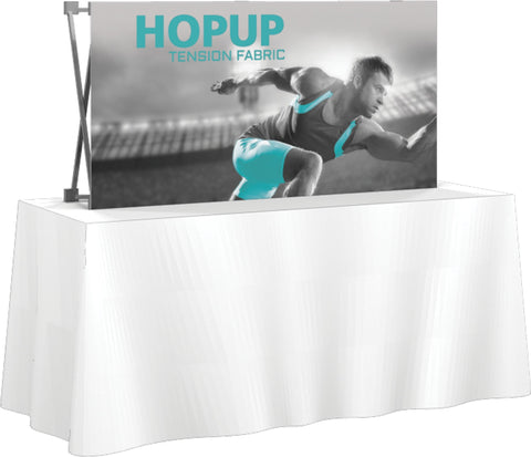 HopUp Table Top Display - 2x1