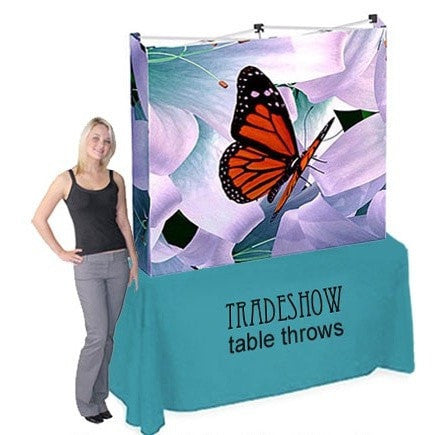 HopUp 5 x 5ft Tension Fabric Display