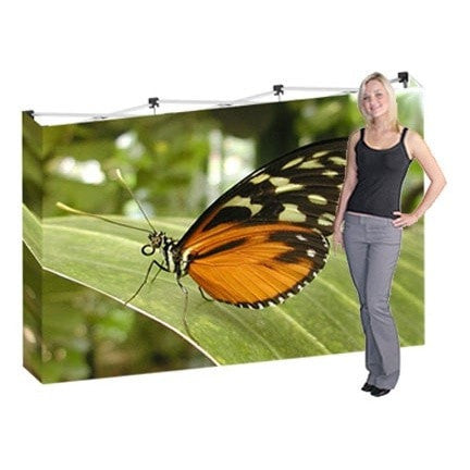 HopUp 8 x 5ft Tension Fabric Display