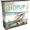HopUp Trade Show Counter