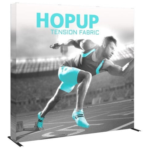HopUp Fabric Tension Popup Trade Show Display