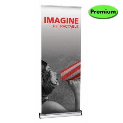 Imagine Trade Show Banner Stand