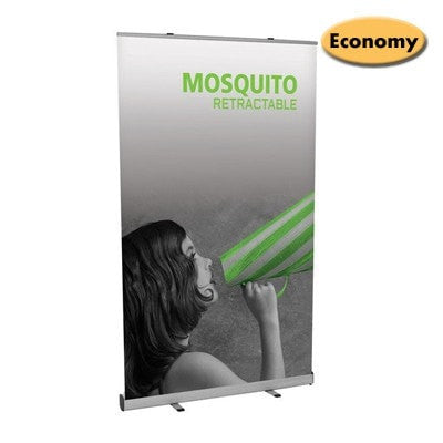 Mosquito Trade Show Banner Stand