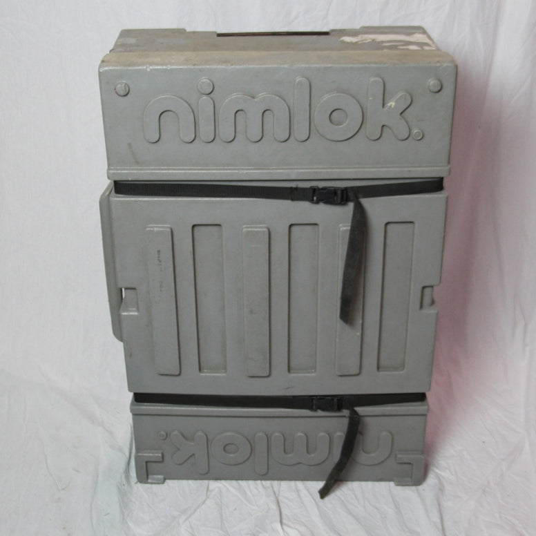 Used Nimlok Trade Show Case