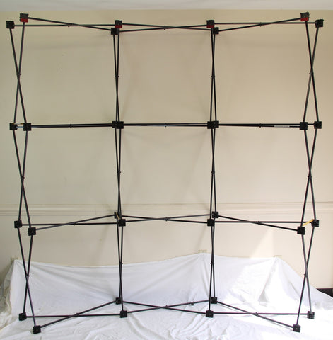 Arise Display 8' Pop-up Trade Show Frame - Pre-owned