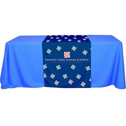 Rasterprint Trade Show Table Runner