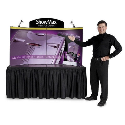 ShowMax Briefcase Trade Show Diplay Main Image