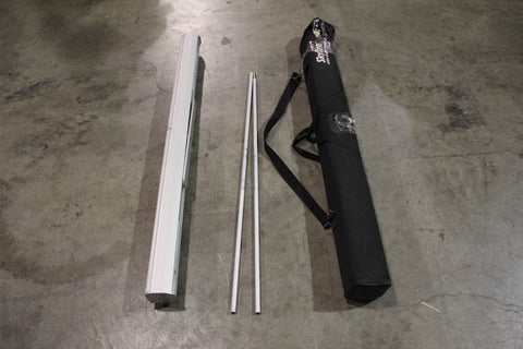 Used Skyline 3000R Banner Stand Disassembled