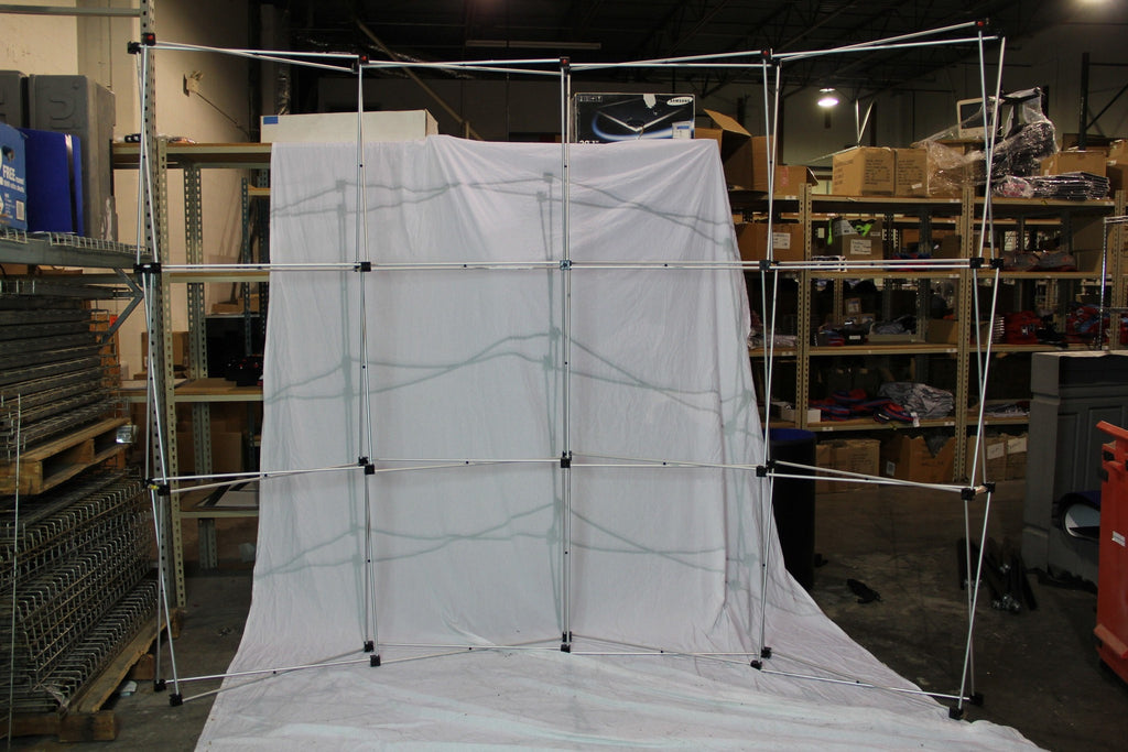 Skyline 10 Quest Pop Up Display System Used