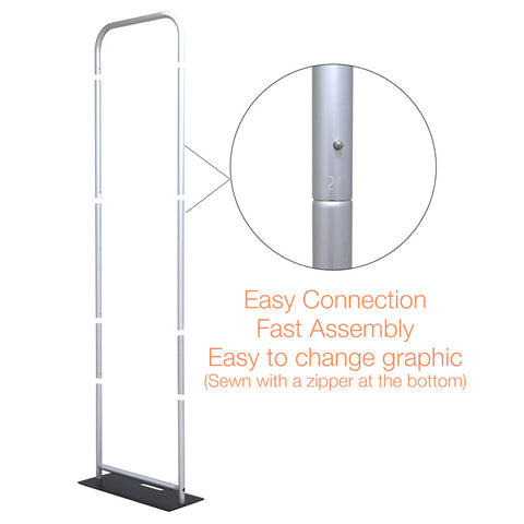 Tension Banner Stand Frame