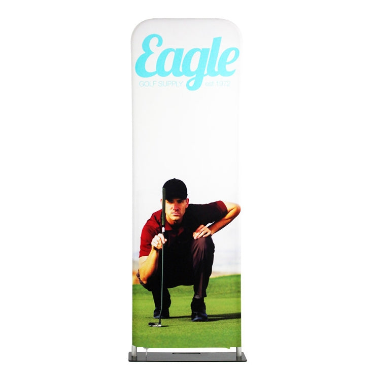 Tension Fabric Trade Show Banner Stand
