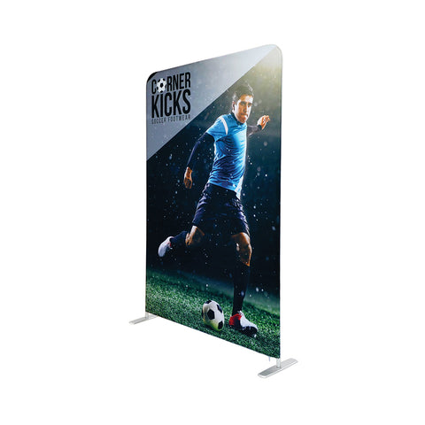 Tension Fabric Side-wall Trade Show Display