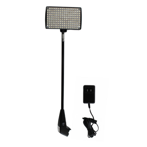 TSJ Pop-up LED Trade Show Light - Black