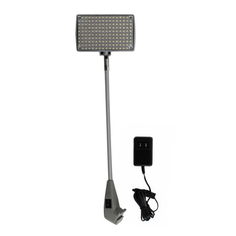 TSJ Pop-up LED Trade Show Light - Silver