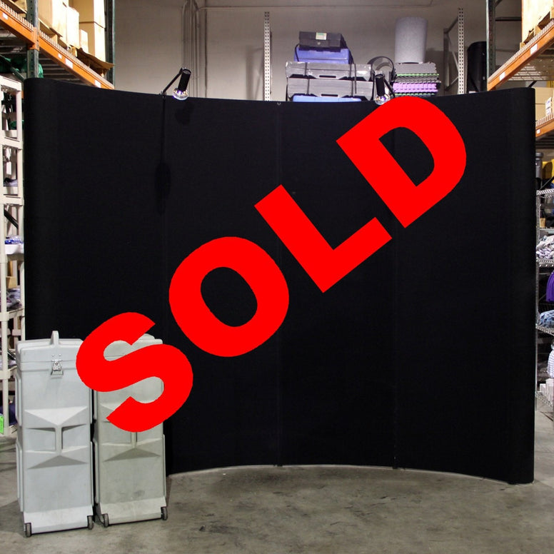Used Pro Display 10ft Pop-up System