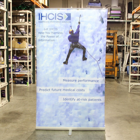 Used Skyline Banner Stand - 3000R