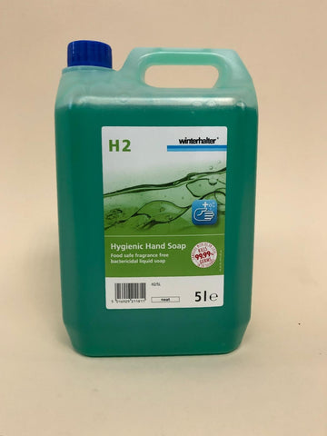 H2 Hygienic Hand Soap - 5 litres