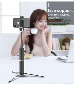 The Double 07-Tripod Selfie Stick-Neat, Sleek and Discrete! - WriteOnMan