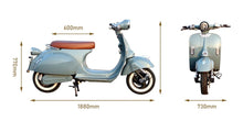 Load image into Gallery viewer, The Big Tickle-Retro Scooters - WriteOnMan