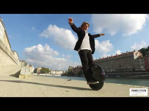 InMotion V8 Unicycle