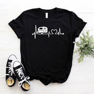 Happy Camper-T-Shirts - WriteOnMan