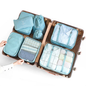 Travel Packing Cubes - WriteOnMan