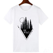 Load image into Gallery viewer, The Mountains- T-Shirt - WriteOnMan