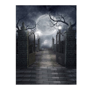 Photography Backdrops and Scenes-Halloween Theme - WriteOnMan