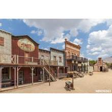 Load image into Gallery viewer, Photography Backdrops and Scenes-Western Saloon - WriteOnMan