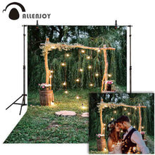 Load image into Gallery viewer, Photography Backdrops and Scenes- Romantic Outdoor Scene - WriteOnMan