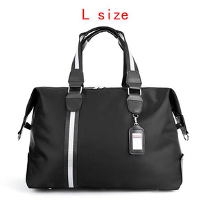 Large Capacity Men's Nylon Travel Bag - WriteOnMan