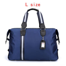 Load image into Gallery viewer, Large Capacity Men's Nylon Travel Bag - WriteOnMan