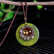 Load image into Gallery viewer, Bohemian Stone-pendant necklace - WriteOnMan