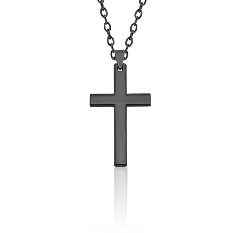 Rugged Cross-Necklace - WriteOnMan
