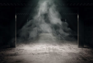 Photography Backdrops and Scenes-Mystery and Smoke - WriteOnMan