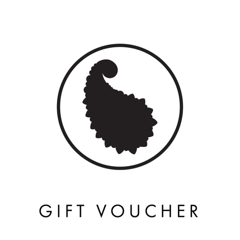 Paisley Pins Gift Voucher - Paisley Pins