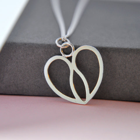 Heart Pendant - Large