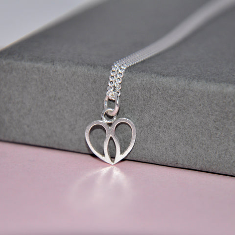 Heart Pendant - Small