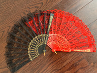 Don Quixote: Folding Fan