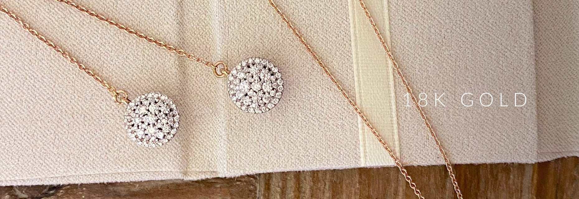 18k gold collection image delbrenna jewelry