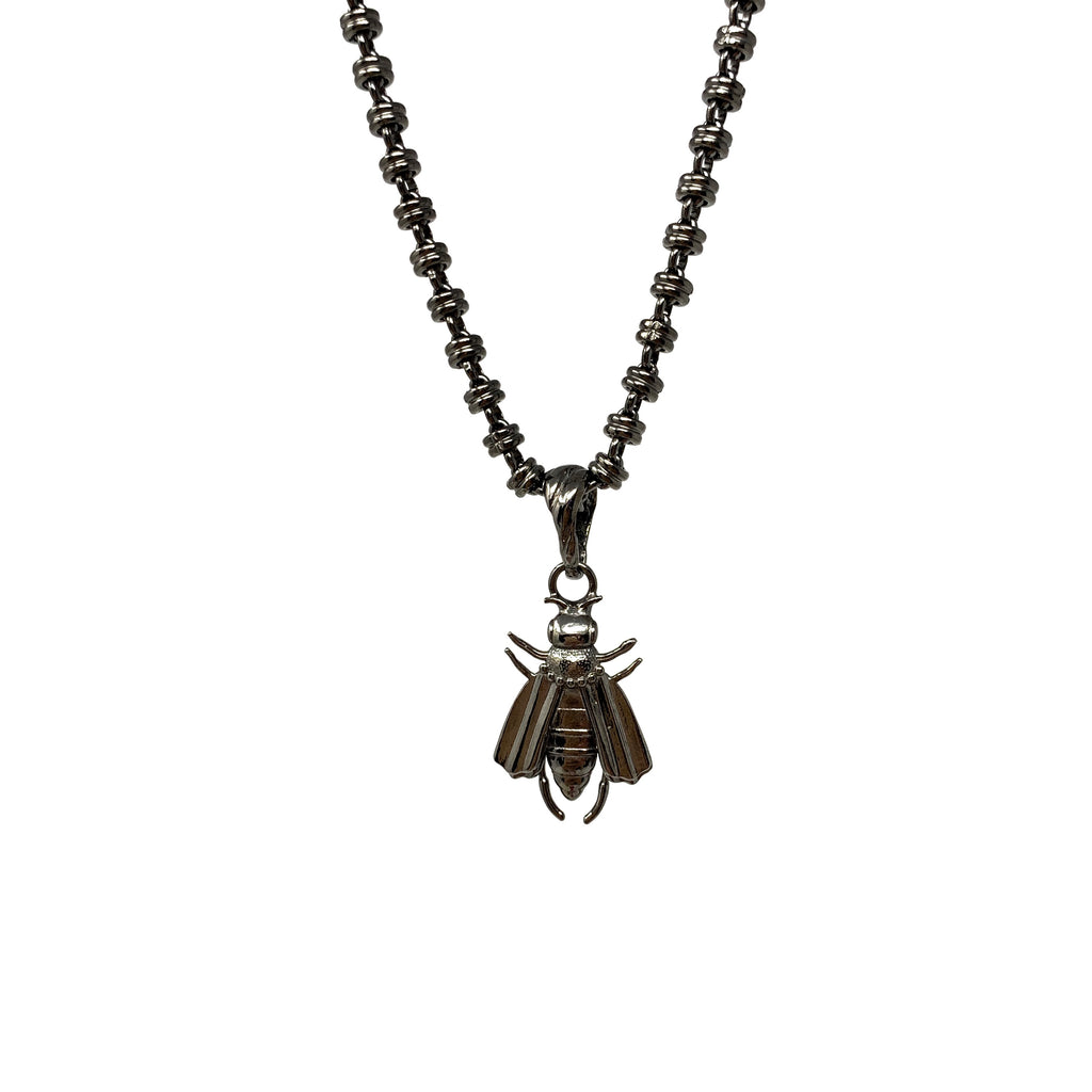 Pendant Bee Ruthenium