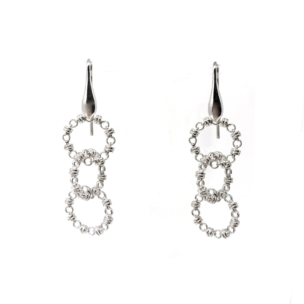 Signorelli Earrings in Silver