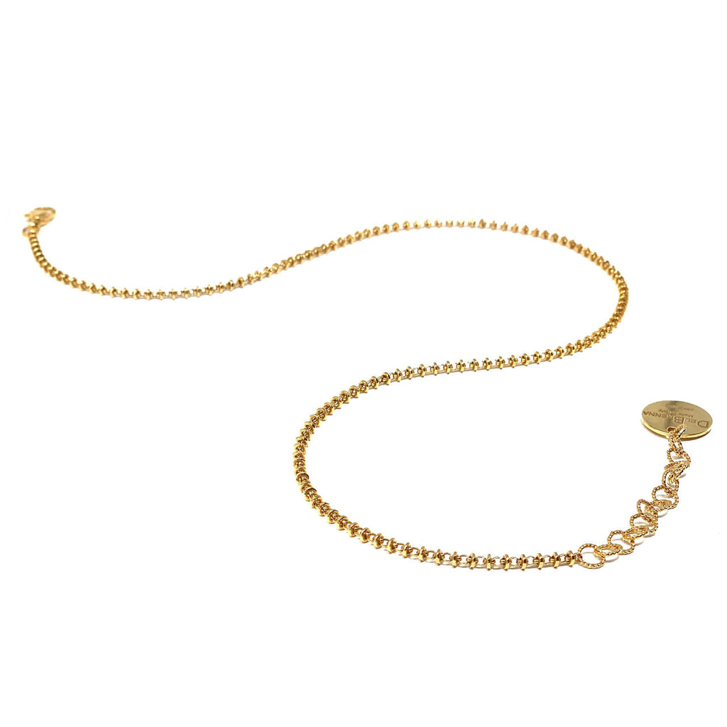 Necklace Luce 2mm A Gold