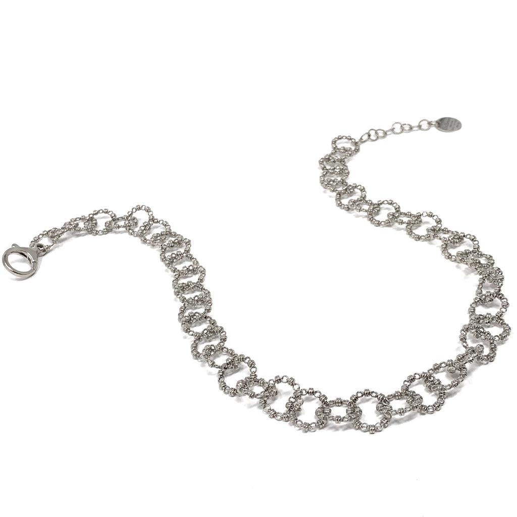 Necklace Signorelli A Rhodium