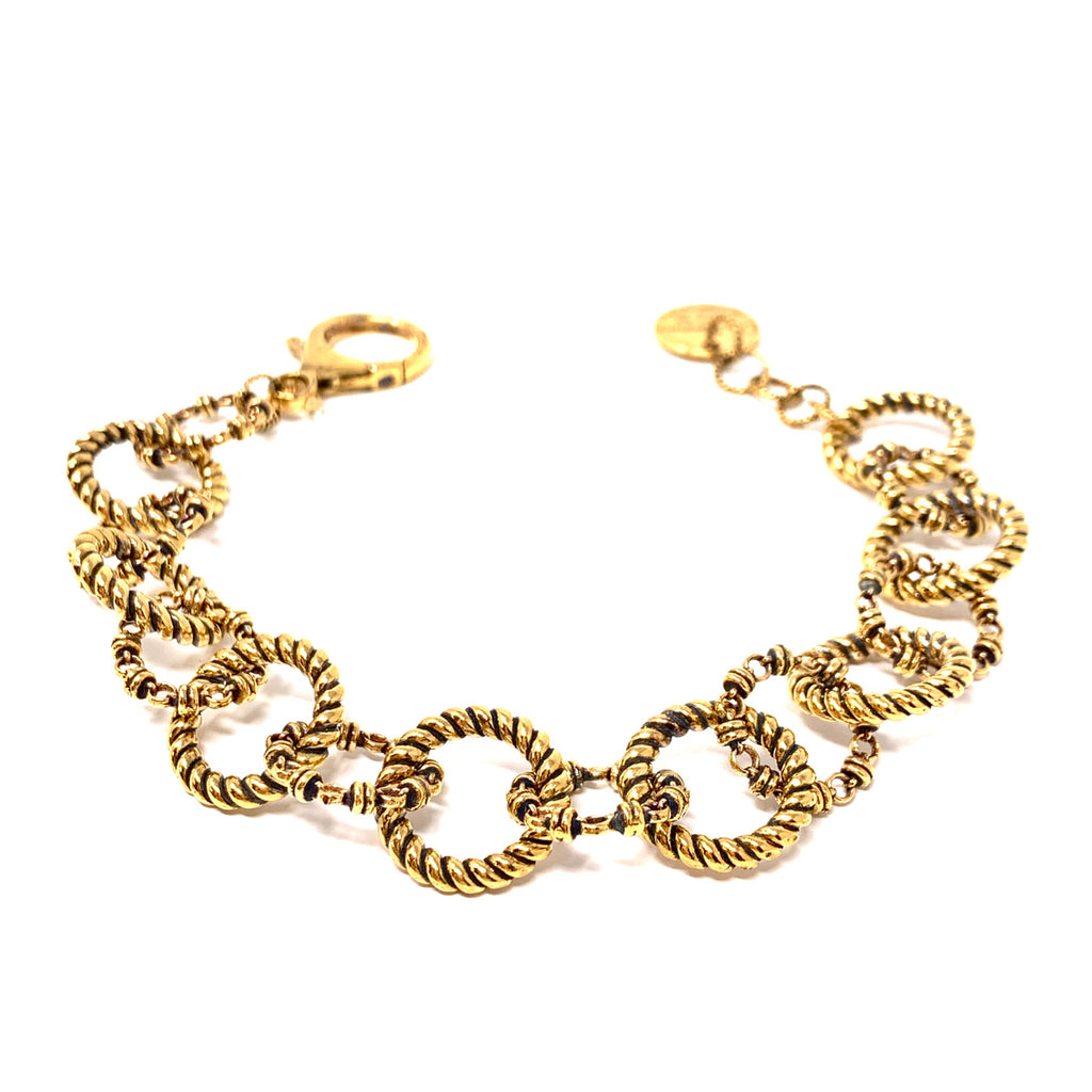 Bracelet Marina Antique Gold